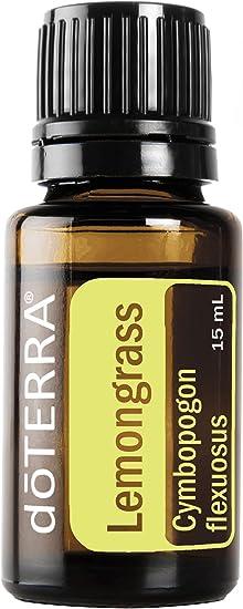 doTERRA Lemongrass Essential Oil - 15 mL