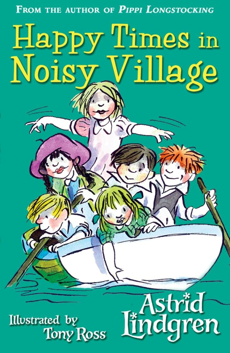 Image result for Happy times in Noisy Village