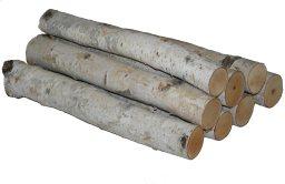 Wilson Enterprises White Birch Log Bundle