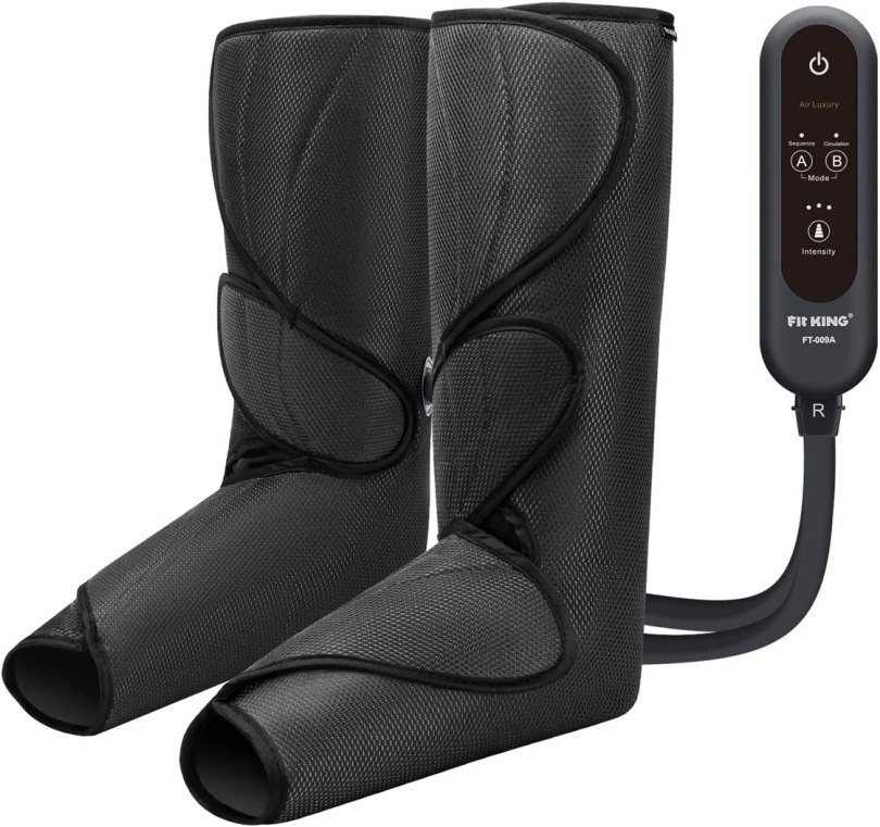 FIT KING Leg Air Massager for Circulation and Relaxation