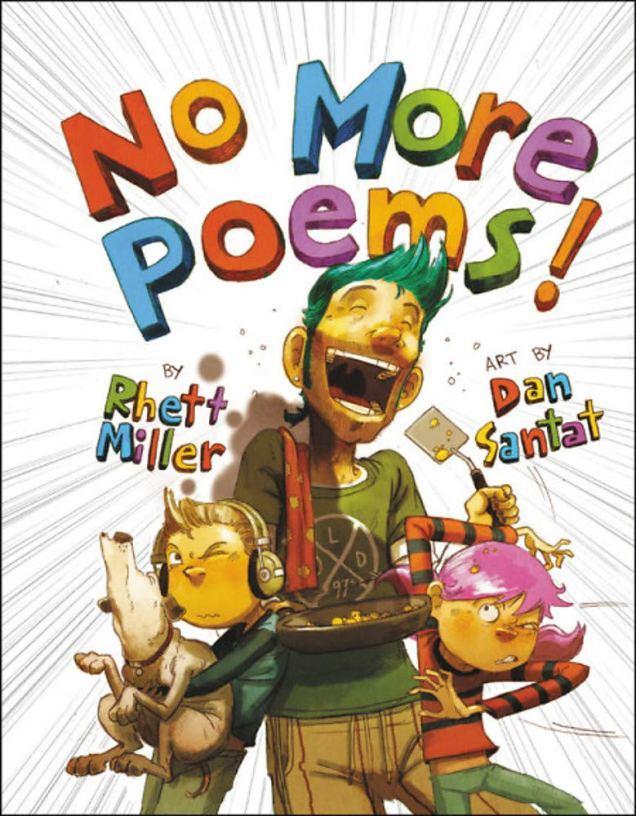 Image result for Rhett Miller: No More Poems!