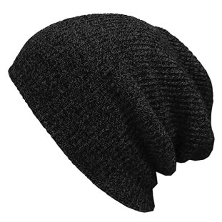 There's so many different ways to wear a beanie like this one!