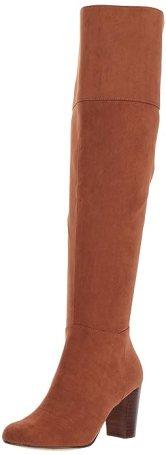 Bella Vita Women's Telluride Ii Slouch Boot, Camel Super Suede, 8 2W US
