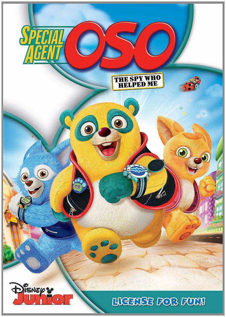 Amazon Com Disney Special Agent Oso The Spy Who Helped Me Special Agent Oso The Spy Who Helped Me Movies Tv
