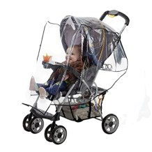 J is for Jeep Standard Stroller Weather Shield,Baby Rain Cover