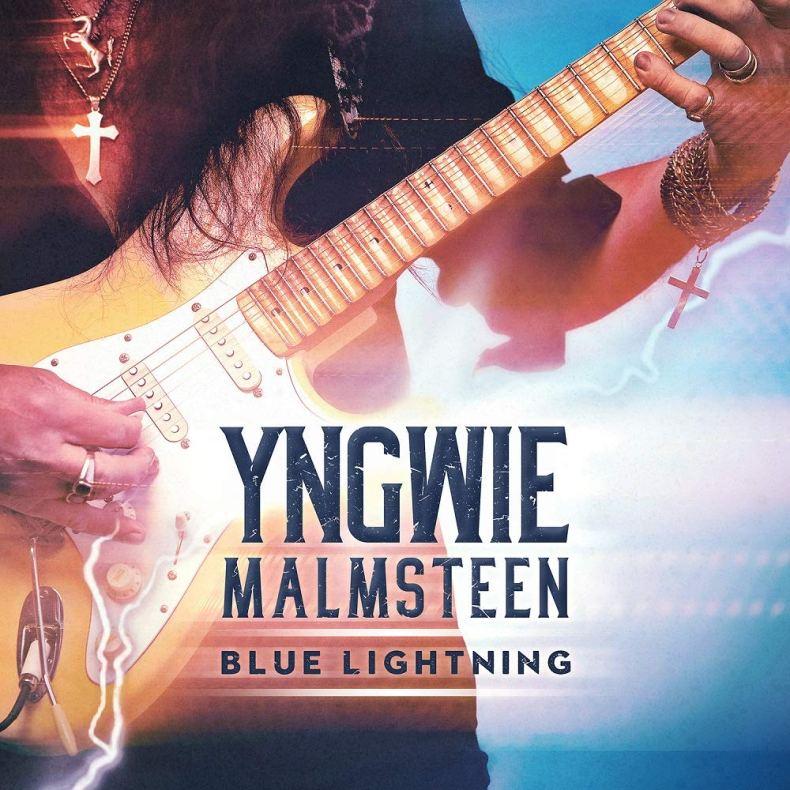 Blue Lightning: Yngwie Malmsteen, Yngwie Malmsteen: Amazon.fr: Musique