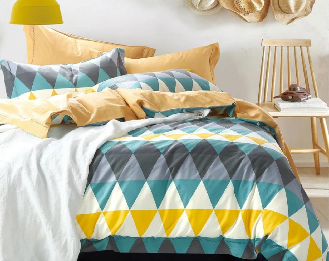 title   Masculine King Size Bedding