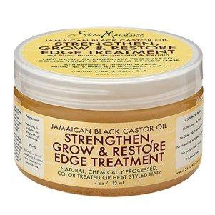 SheaMoisture Castor Oil Strengthen, Edge Treatment
