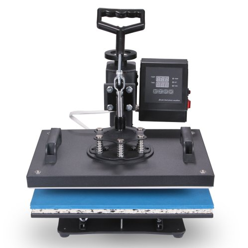 Mophorn Heat Press 8 in 1 Multifunction Sublimation Heat Press Machine