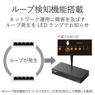 LECOM EHC-G08MN-HJB ループ検知機能搭載