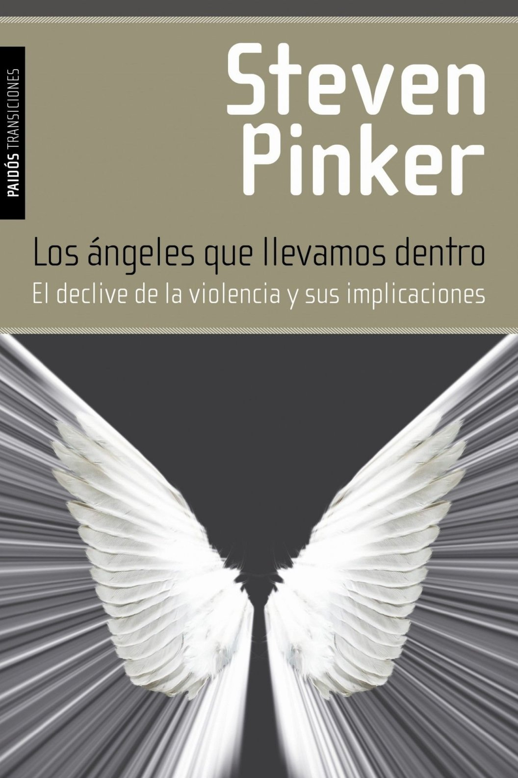 Resultado de imagen para los angeles que llevamos dentro Steven Pinker