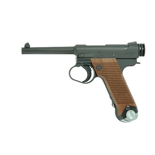 美しい日本の拳銃!CAWの「14年式拳銃 後期型 ダミーモデル」