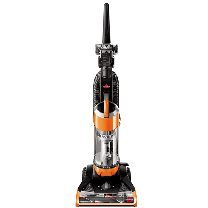 Bissell Cleanview Upright Bagless Vacuum Cleaner Review