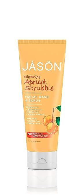 Jason Brightening Apricot Scrubble