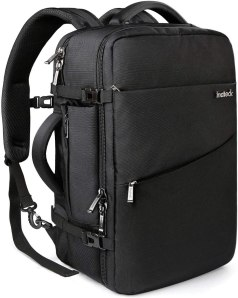Inateck 40L best rucksack for traveling