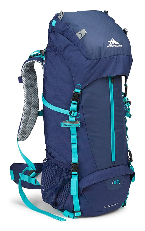 High Sierra Women's Summit 40L Top LoadBackpack Pack