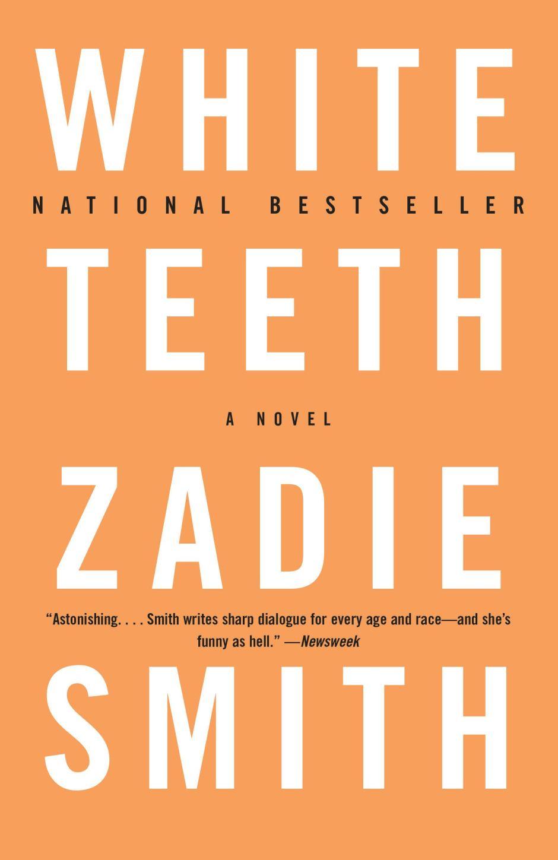 White Teeth: A Novel: Smith, Zadie: 8601417112120: Amazon.com: Books