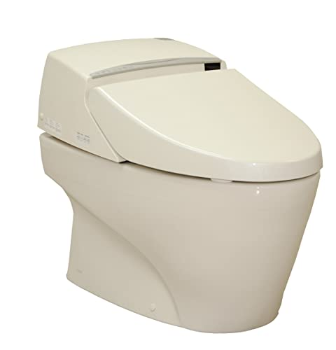 TOTO MS990CGR-12 Neorest Elongated Toilet and Washlet Unit, Sedona Beige