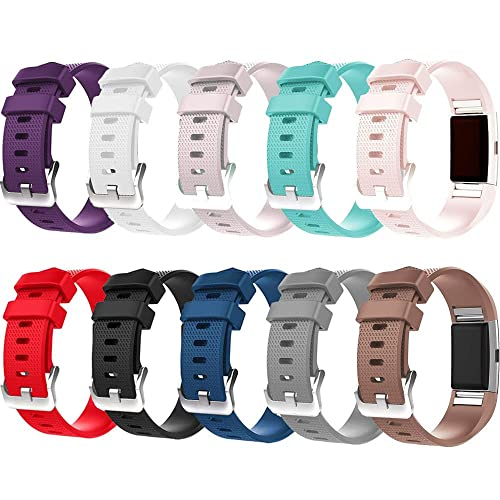 For Fitbit Charge 2 Bands New Bracelet Strap Replacement