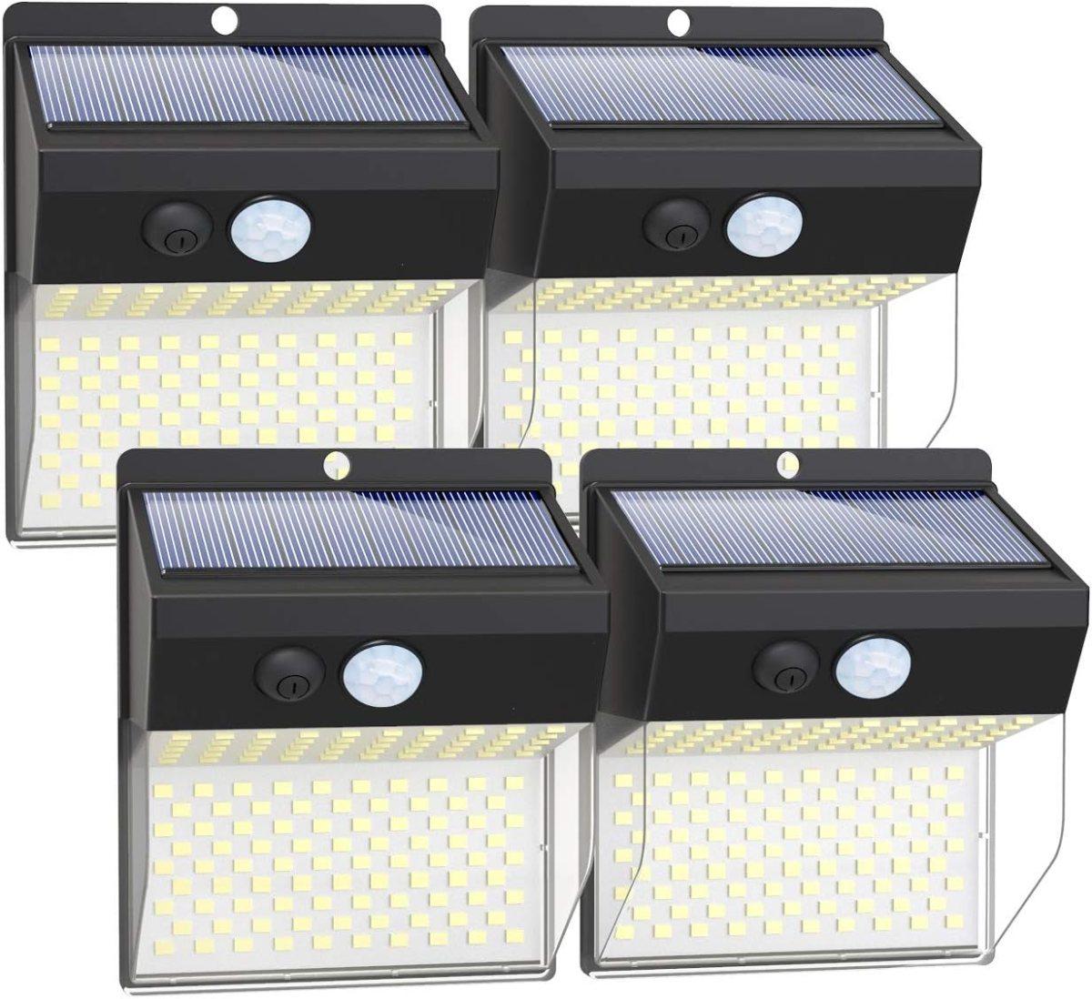 Litogo Luz Solar Exterior 172 LED