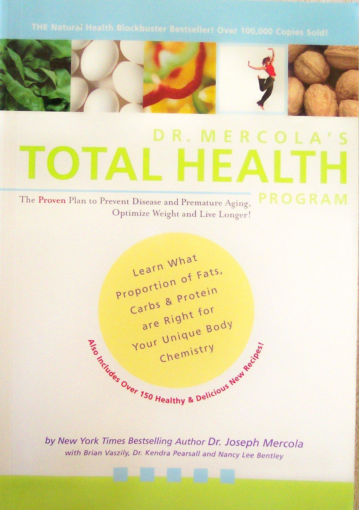 Download Total Health Cook book Program