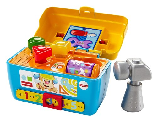 Image result for Fisher-Price Laugh & Learn Smart Stages Toolboxamazon