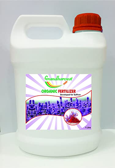 Buy GrandHarvest Liquid Organic Fertilizer For Saffron Online at ...
