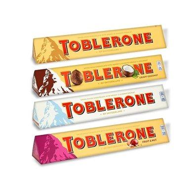 Toblerone Chocolate The Halal Life