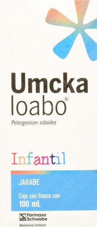Umckaloabo infantil