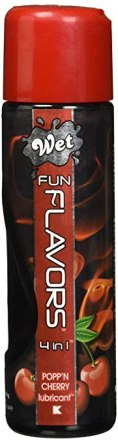 Wet Fun Water-Based Lubricant