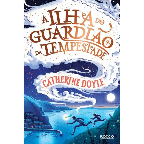 A ilha do guardião da tempestade: Doyle, Catherine, Fonseca ...