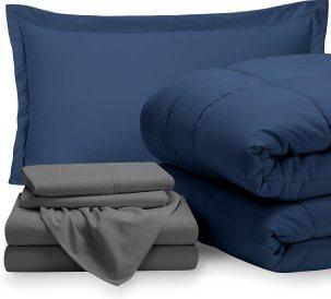 Bare Home Bedding Set 5 Piece Comforter