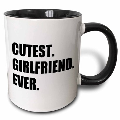 This cute mug is such a unique Valentine's Day gift for her!