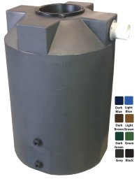 how to make a rain barrel lowes