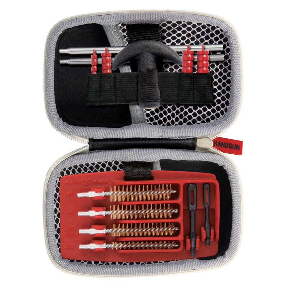 Real Avid Gun Boss Handgun Cleaning Kit