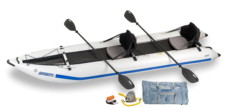 Sea Eagle 435 Paddle Ski Catamaran Inflatable Kayak