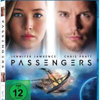 Passengers / Regie: Morten Tyldum. Darst.: Jennifer Lawrence; Chris Pratt; Michael Sheen; Laurence Fishburne[...]