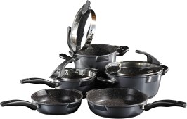 Rondell Flamme Stainless Steel Cookware Set Induction
