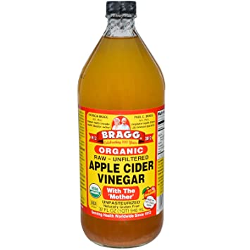 Image result for Braggs Organic Apple Cider Vinegar:
