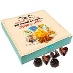 Chocholik Lohri Gift Box – May This Festival Illuminate Your Heart with Warmth and Prosperity Chocolate Box – 9pc