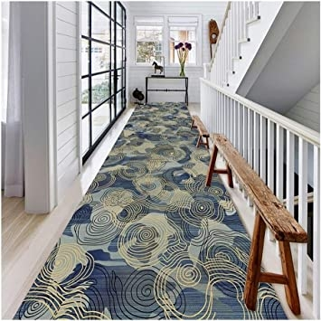 Amazon Com Algfree Runner For Hallway Rug Very Long Hallway Hall | Hallway Carpet Runners Sold By The Foot | Rug Depot | Hall | Woven Rug | Wool Rug | Fleur De Lis