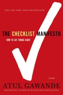 Image result for the checklist amazon