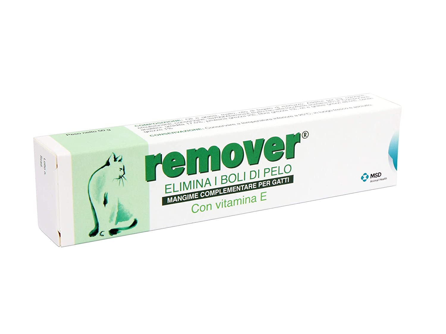 Remover 50 G Msd Animal Health