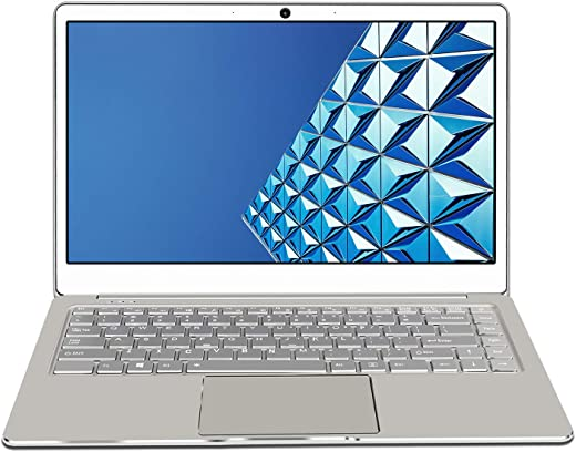 Jumper Ezbook X4 14 Inch Fhd IPS Laptop 6GB DDR3 128GB Storage Celeron J3455 Quad Core Processor Windows 10 Notebook Backlit Keyboard Supports 128GB TF Card Expansion