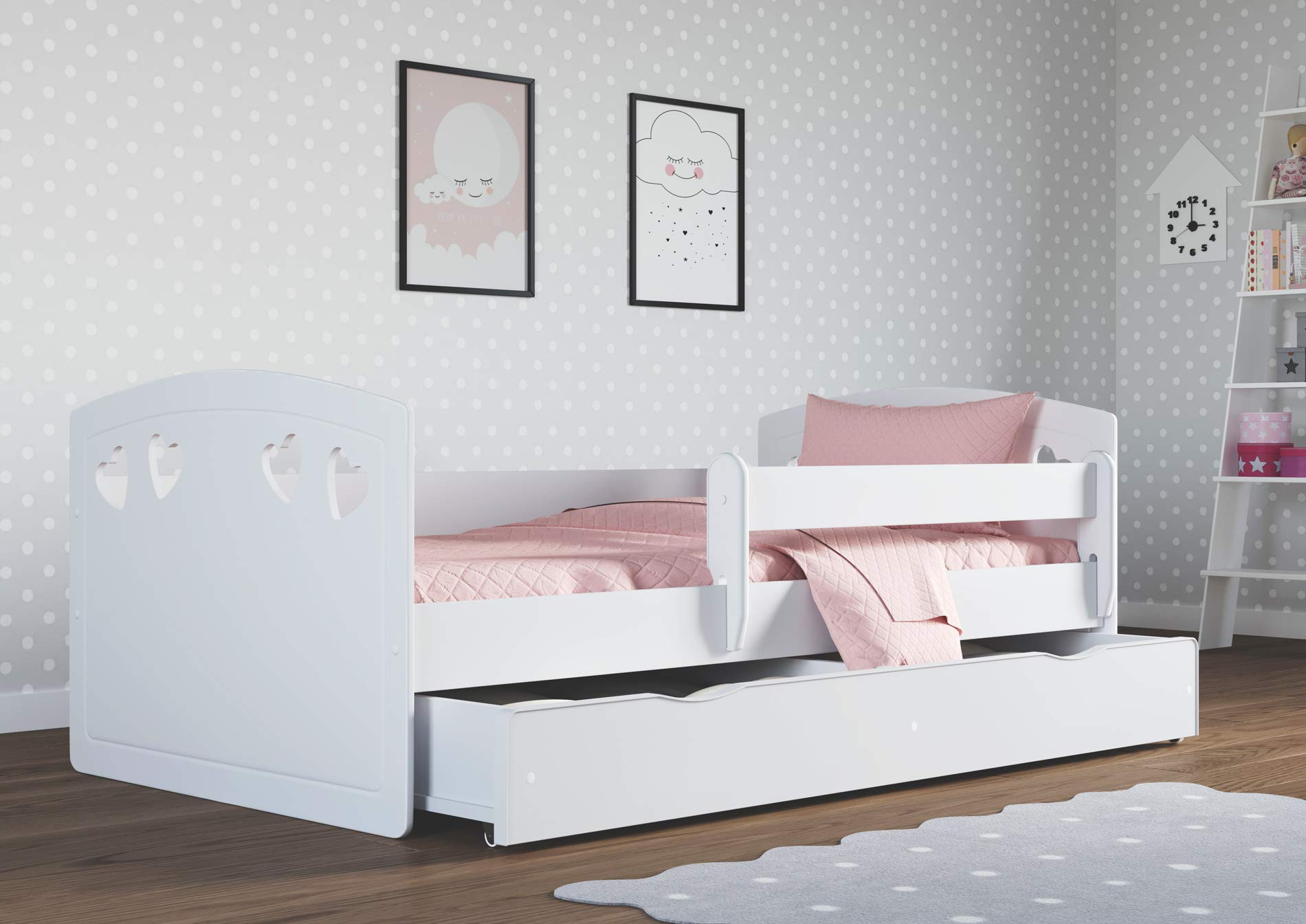 Cute Bed For Girls Toddler Bed Childre Buy Online In Cambodia At Desertcart