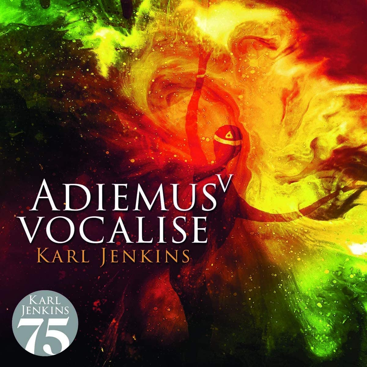 Karl Jenkins-Adiemus – Adiemus V – Vocalise (2003)