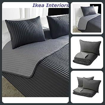 Lit Dessus Ikea Belle Deco Chambre Adulte Gris Et Blanc