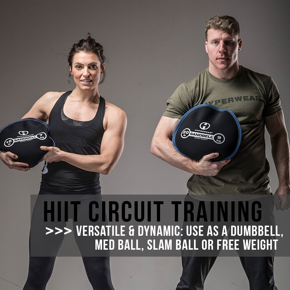 Hyperwear SandBell Sandbag Training