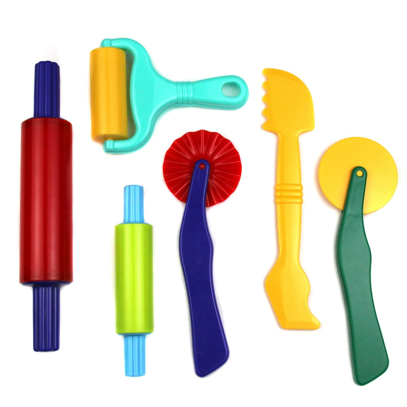 Strokes Art Clay and Dough Tools Set