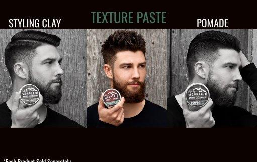 pasta erkek saç şekillendirici